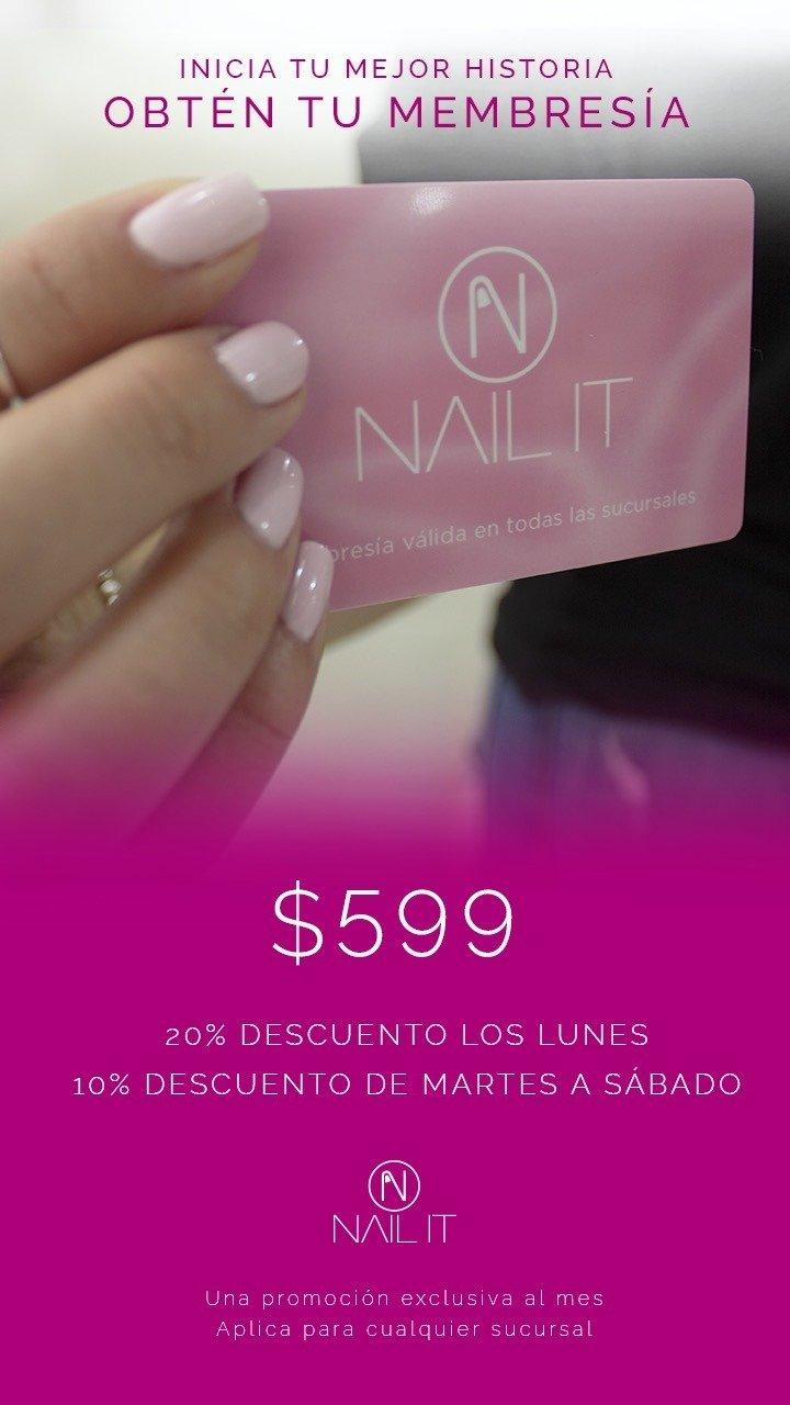 NAIL IT – Promoción Providencia 6
