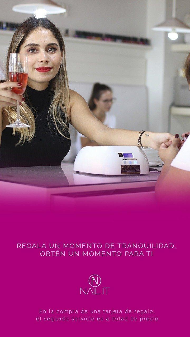 NAIL IT – Promoción Providencia 7